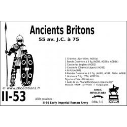 DBA 3.0 - 2/53 Anciens Britons