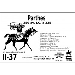 DBA 3.0 - 2/37 Parthes