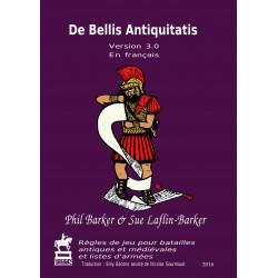 DBA Version 3.0 en français - Livre de règles