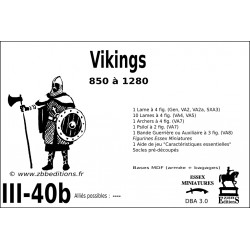 DBA 3.0 - 3/40b Vikings