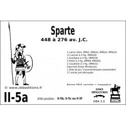 DBA 3.0 - 2/5a Sparte