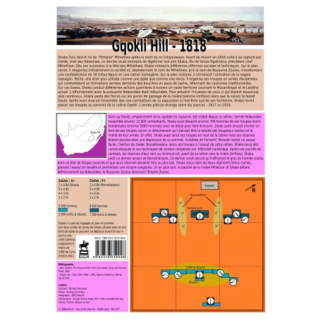 Gqokli Hill 1818