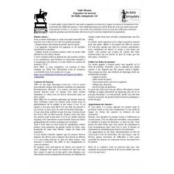 Vademecum Organisation de Tournoi