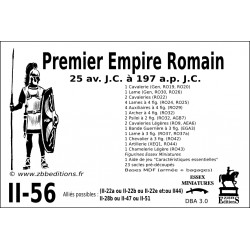 DBA 3.0 - 2/56 Premier Empire Romain