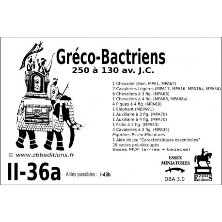 DBA 3.0 - 2/36a Gréco-Bactriens
