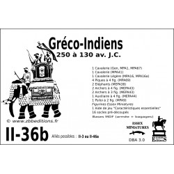 DBA 3.0 - 2/36b Gréco-Indiens