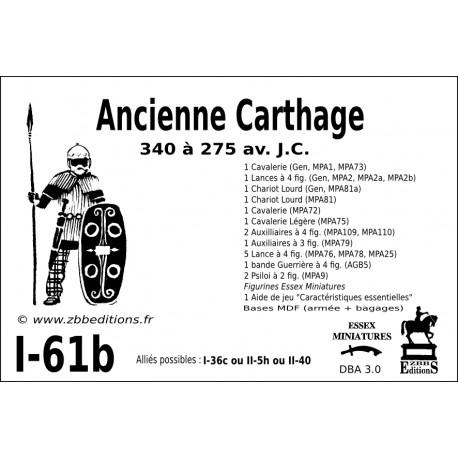 DBA 3.0 - 1/61b Ancienne Carthage