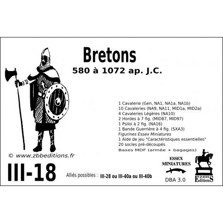 DBA 3.0 - 3/18 Bretons