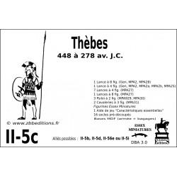 DBA 3.0 - 2/5c Thèbes