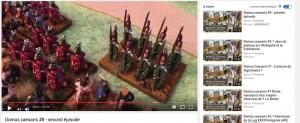 Domus Caesaris, une sympathique chaîne youtube !
