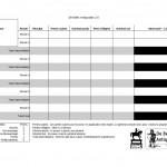 Fiche de résultats ZBB EditionS DBA 3.0
