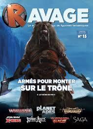 Ravage Respawn 14