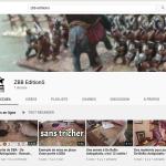 vu chaîne Youtube