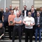 Les participants du tournois DBA de l'OPJH 2019